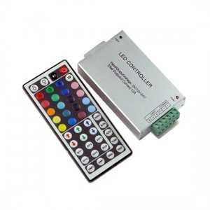 Contrôleur RGB télécommande 44 touches Infra-Rouge