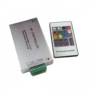 Contrôleur RGB télécommande radio fréquence 20 touches