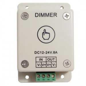 Variateur LEDs avec bouton tactile