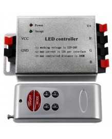 Contrôleur RGB Télécommande 6 touches radio fréquence