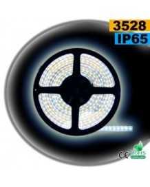 Ruban Led blanc SMD 3528 IP65 120leds/m sur mesure