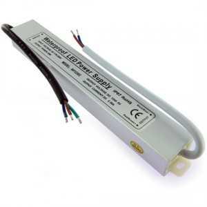 Transformateur 12 volts - 30 watts étanche IP67