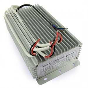 Transformateur 12 volts - 200 watts étanche IP67