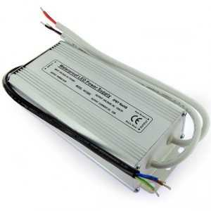 Transformateur led 24 volts - 60 watts étanche IP67