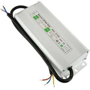 Transformateur 12 volts - sortie unique de 60 watts IP67