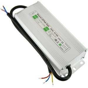 Transformateur 12 volts - sortie unique de 60 watts IP67
