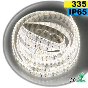 Ruban Led latérale blanc LEDs-335 IP65 120leds/m sur mesure