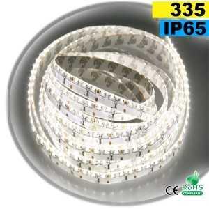 Ruban Led latérale blanc LEDs-335 IP65 120leds/m sur mesure