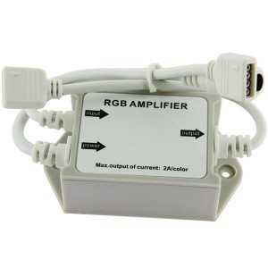 Amplificateur RGB Strip LEDs 72 watts